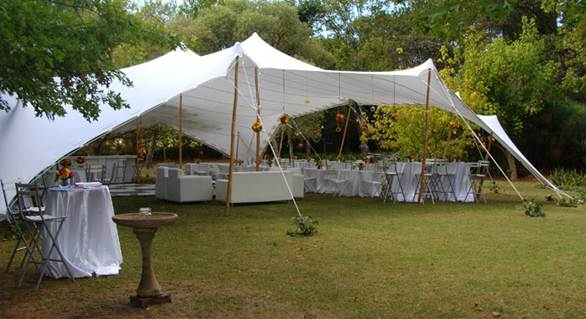 Stretch Tent Hire in South Africa