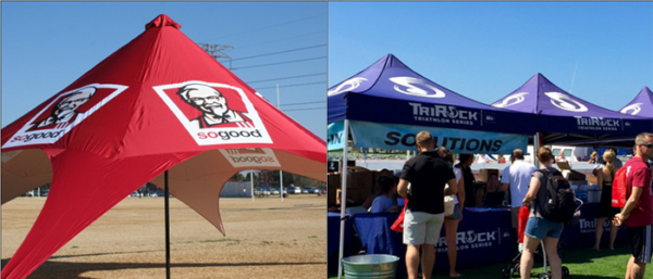 tent Branding in south africa