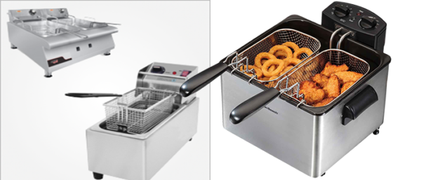 gas deep fryers for sale in south africa