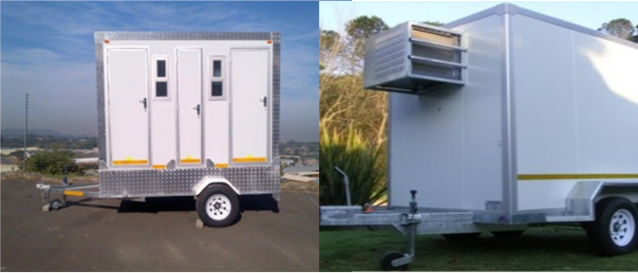 Mobile Chillers for sale in Durban