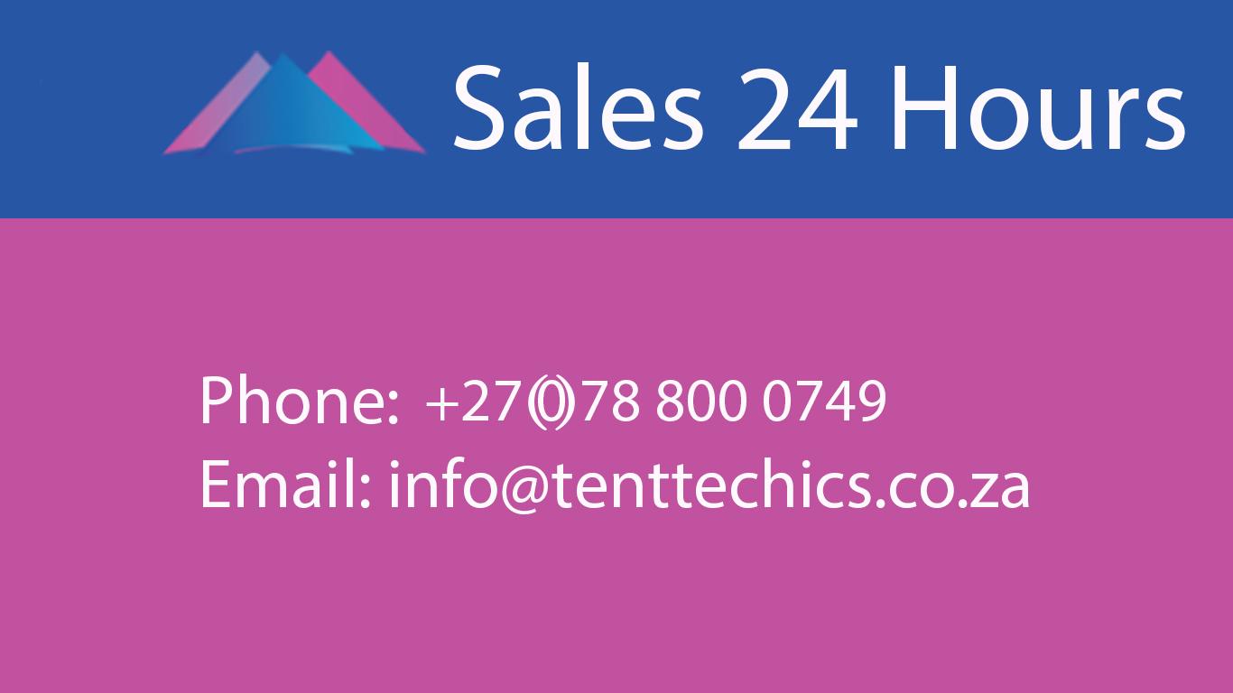 Tent Technics Sales